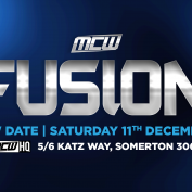 MCW FUSION at MCW HQ this December