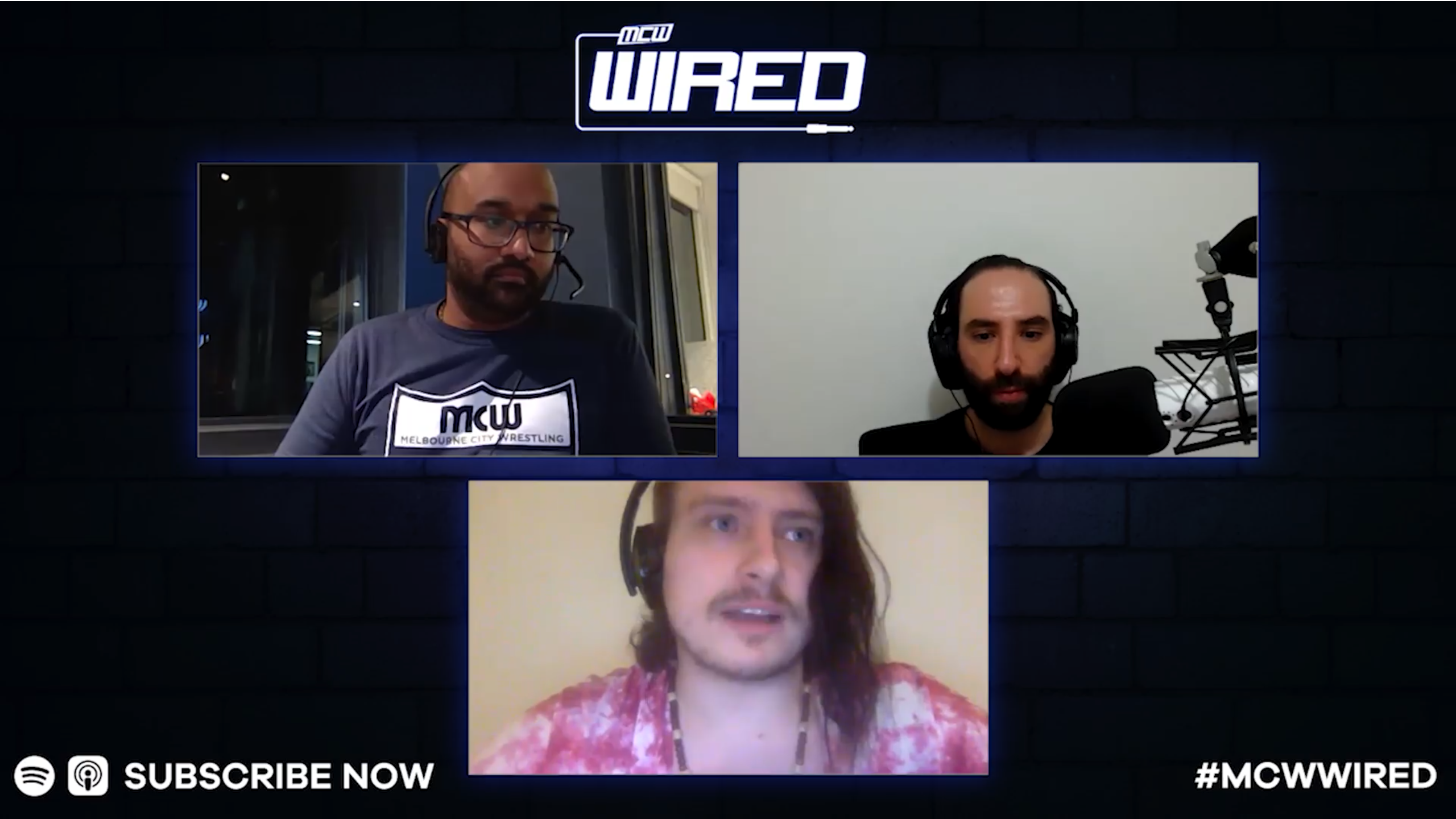 MCW Wired Podcast Episode 1 – Preview