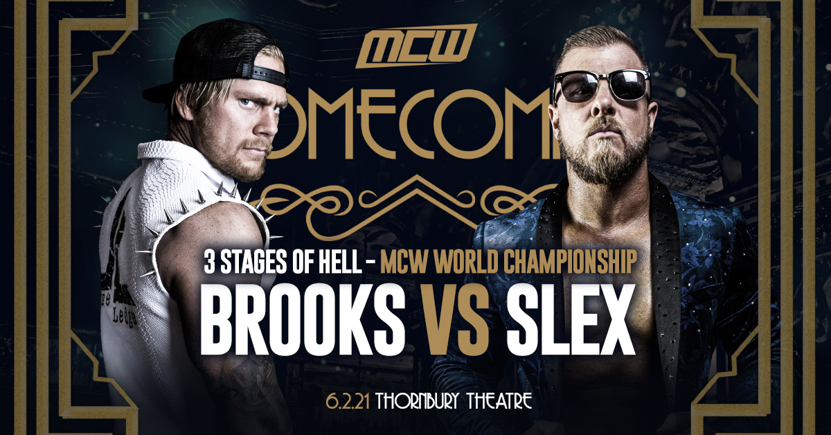 HOMECOMING MAIN EVENT ANNOUNCED