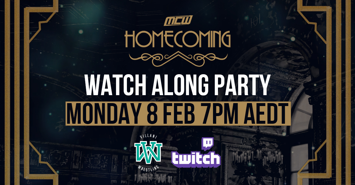 Watch Along Party