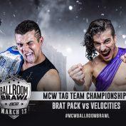 Tag Team Championship confirmed for Ballroom Brawl