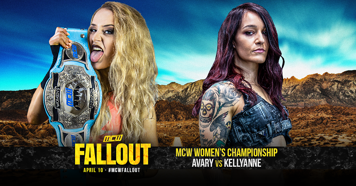 Kellyanne Gets Her Chance Against Avary