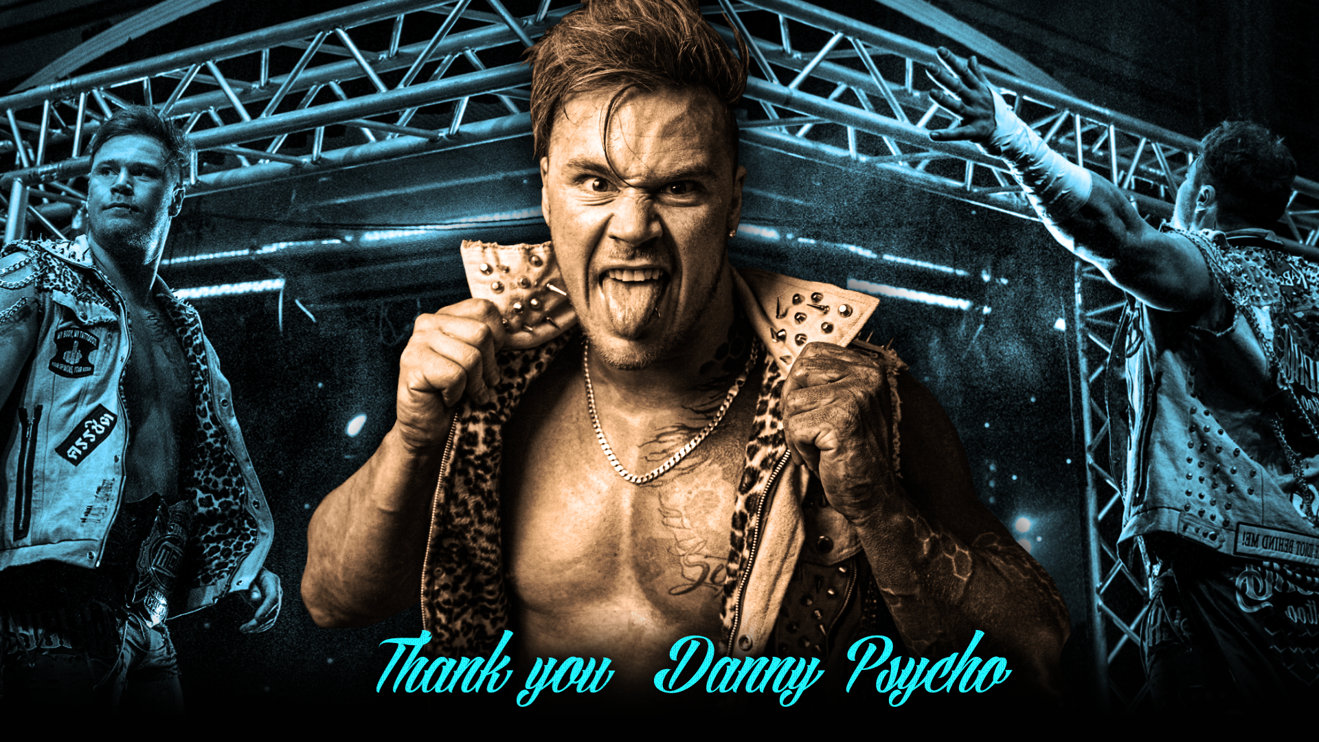 Danny Psycho Retires