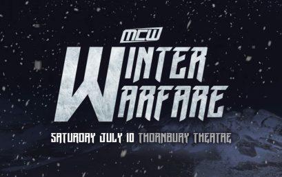 Winter Warfare – Announcement
